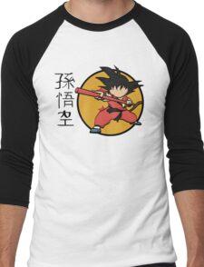 Son Goku Men's Baseball ¾ T-Shirt