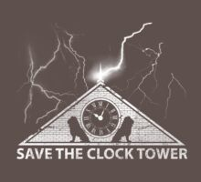 Save The Clock Tower Baby Tee
