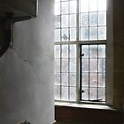 Window - Barrington Court, Near Illminster. by Antony R James