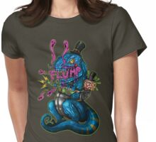 FLUMP - DESTROY THE MAINSTREAM (TEXTLESS) Womens Fitted T-Shirt