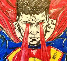 Man of Steel by BeezusFreak