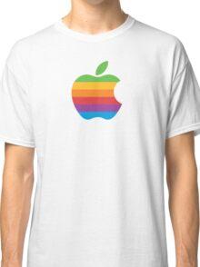 Apple Logo Merch Classic T-Shirt