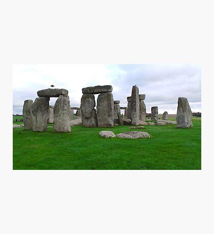 The Stonehenge Photographic Print