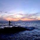 Mount Fuji the Great by atplum