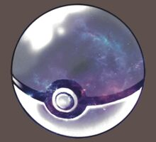 Galaxy Pokeball. by Keelin  Small