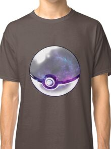 Galaxy Pokeball. Classic T-Shirt
