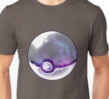 Galaxy Pokeball. Unisex T-Shirt