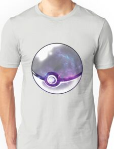 Galaxy Pokeball. Unisex T-Shirt