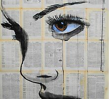 athene by Loui  Jover