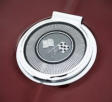 Corvette Petrol Cap by Rhiannon D'Averc
