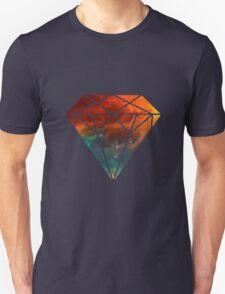 Galaxy Diamond Unisex T-Shirt