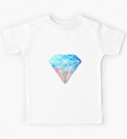 galaxy diamond Kids Tee