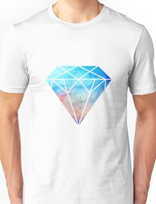 galaxy diamond Unisex T-Shirt