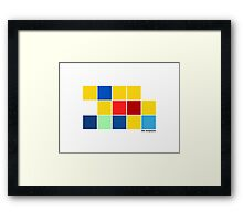pbbyc - The Simpsons Framed Print