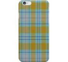 02743 San Luis Obispo County, California E-fficial Fashion Tartan Fabric Print Iphone Case iPhone Case/Skin