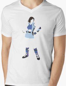 Asuka Mens V-Neck T-Shirt