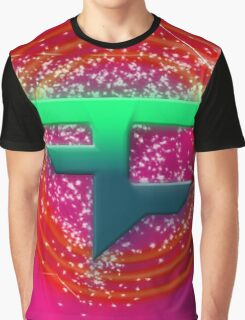 faze star pattern logo Graphic T-Shirt