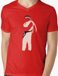 Ryu Mens V-Neck T-Shirt