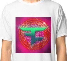 faze star pattern logo Classic T-Shirt