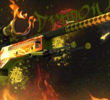 Awp dragon lore high quality  Sticker