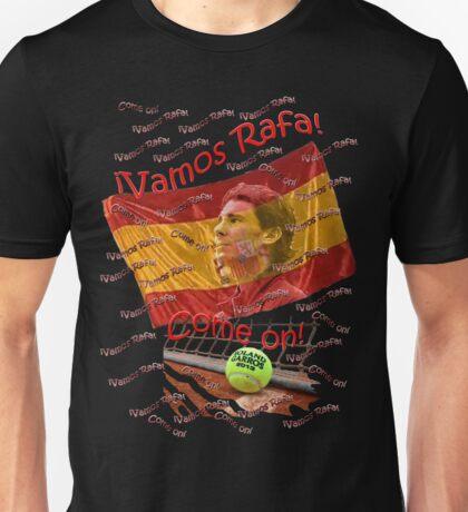 ¡Vamos Rafa!, Come on! T-Shirt