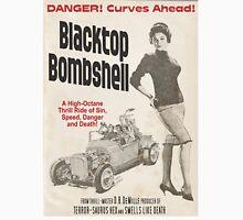 Black Top Bombshell Men's Baseball ¾ T-Shirt