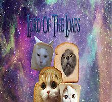 Lord Of The Loafs by Monika Fileccia