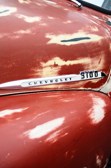 Chevrolet 3100 by Rhiannon D'Averc