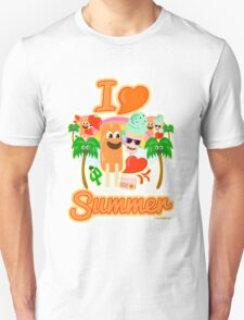 I Heart Summer T-Shirt