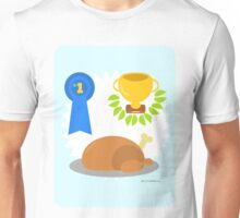 Winner Winner Chicken Dinner Unisex T-Shirt