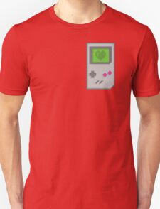 Gamer at heart Unisex T-Shirt