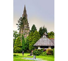 Ambleside Parish Church Photographic Print