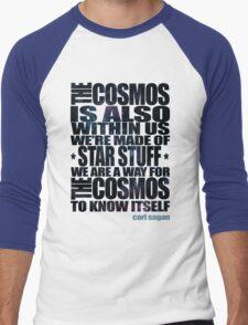 STAR STUFF Men's Baseball ¾ T-Shirt
