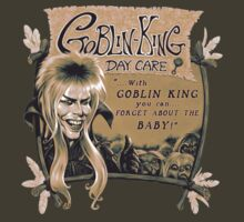 Goblin-King Day Care T-Shirt