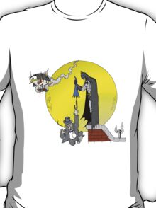 Batman vs The Penguin T-Shirt