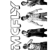 Mcfly iPhone Case by sonicsandwands