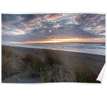 Sunset Eureka  Poster