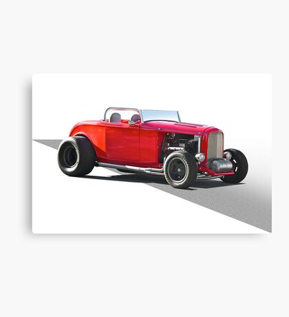 1932 Ford 'Little Red' Roadster Canvas Print