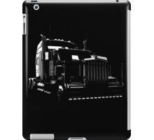 Super Semi Truck iPad Case/Skin