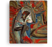 The unreal mentalists for now Canvas Print