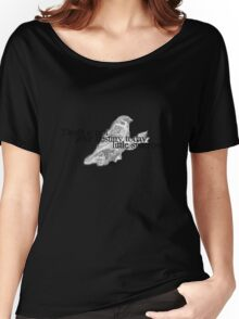 Fable quote Women's Relaxed Fit T-Shirt