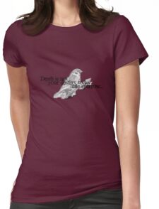 Fable quote Womens Fitted T-Shirt