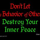 Inner Peace by EyeMagined