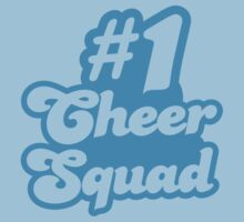 #1 CHEER SQUAD!  by jazzydevil