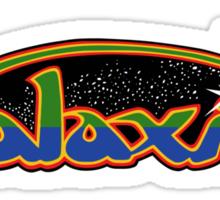 Galaxian Sticker