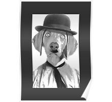Haha i am Charlie Chaplin Poster