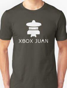 Xbox Juan - White Unisex T-Shirt
