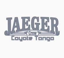 Jaeger Crew - Coyote Tango One Piece - Short Sleeve
