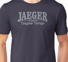 Jaeger Crew - Coyote Tango Unisex T-Shirt