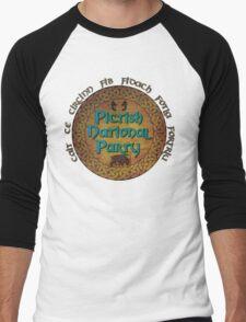 Pictish National Party Men's Baseball ¾ T-Shirt